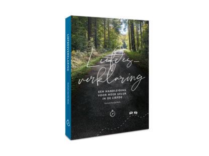 Liefdesverklaring boek 3D